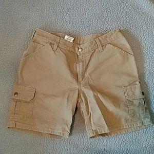 Women's Carhartt cargo shorts